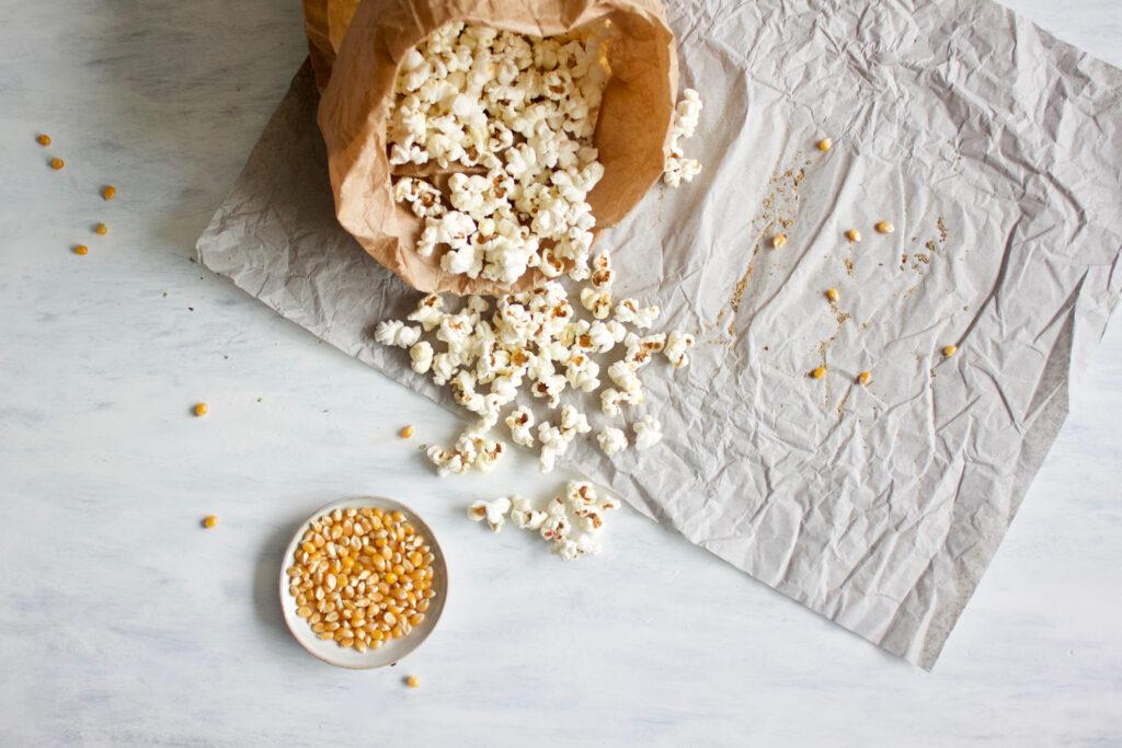 Ranch Popcorns // Zest & The City